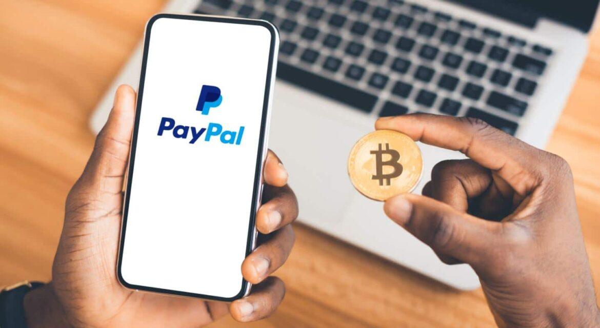 PayPal is launching its cryptocurrency service in the U.K